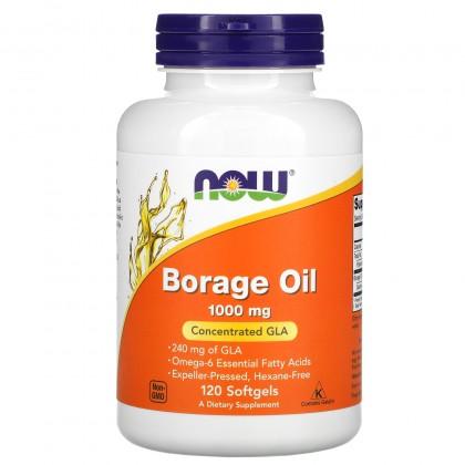 Borage Oil (240mg, GLA)